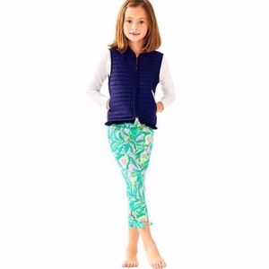 LILLY PULITZER Girls Levie Vest